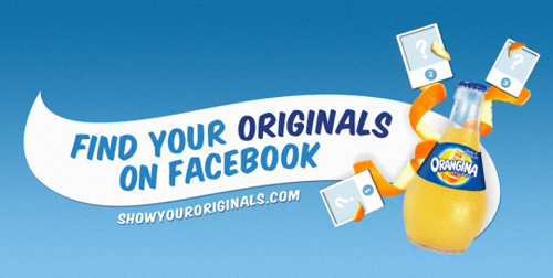 Il caso Orangina ed i falsi account Facebook