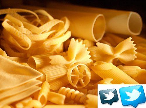 Come Usare Twitter per un Brand di Pasta
