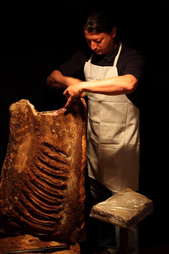 Sedia di Carne, di Walter Bencini e Andrea Bigazzi