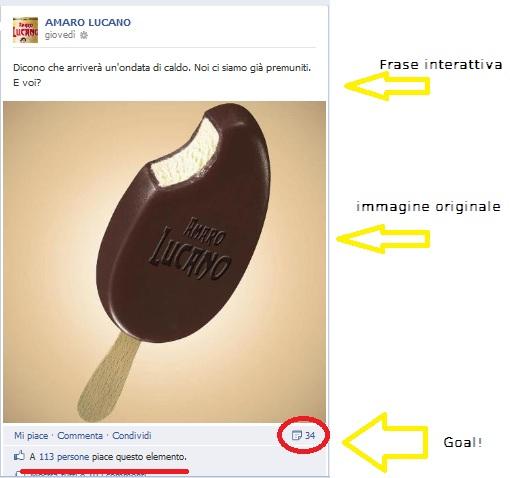 Amaro Lucano Facebook