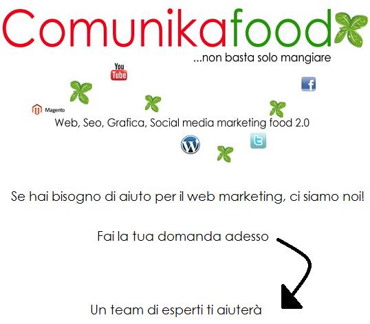 comunikafood community