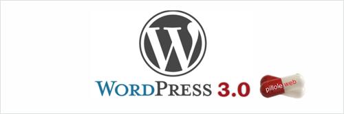 wordpress Come installare i 5 plugin utili per Wordpress3.0 [Pillole web]