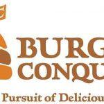 social media burger conquest