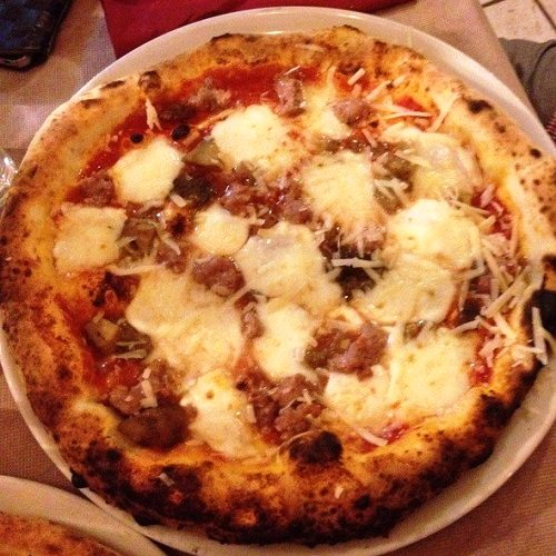 pizza in puglia