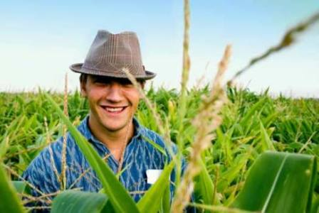 giovani contadini
