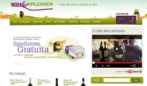 winexplorer Vendere Prodotti Tipici all'estero: Come fare