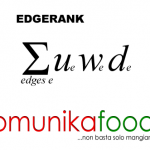 edgerank comunikafood