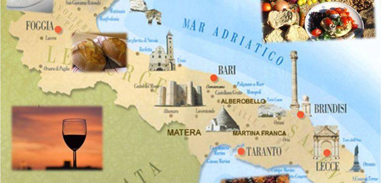 Prodotti Tipici Pugliesi: cosa offre la Puglia