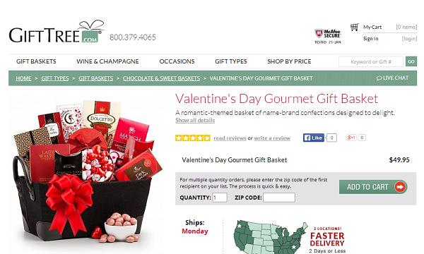Cioccolati per San Valentino – Come li stai vendendo online?