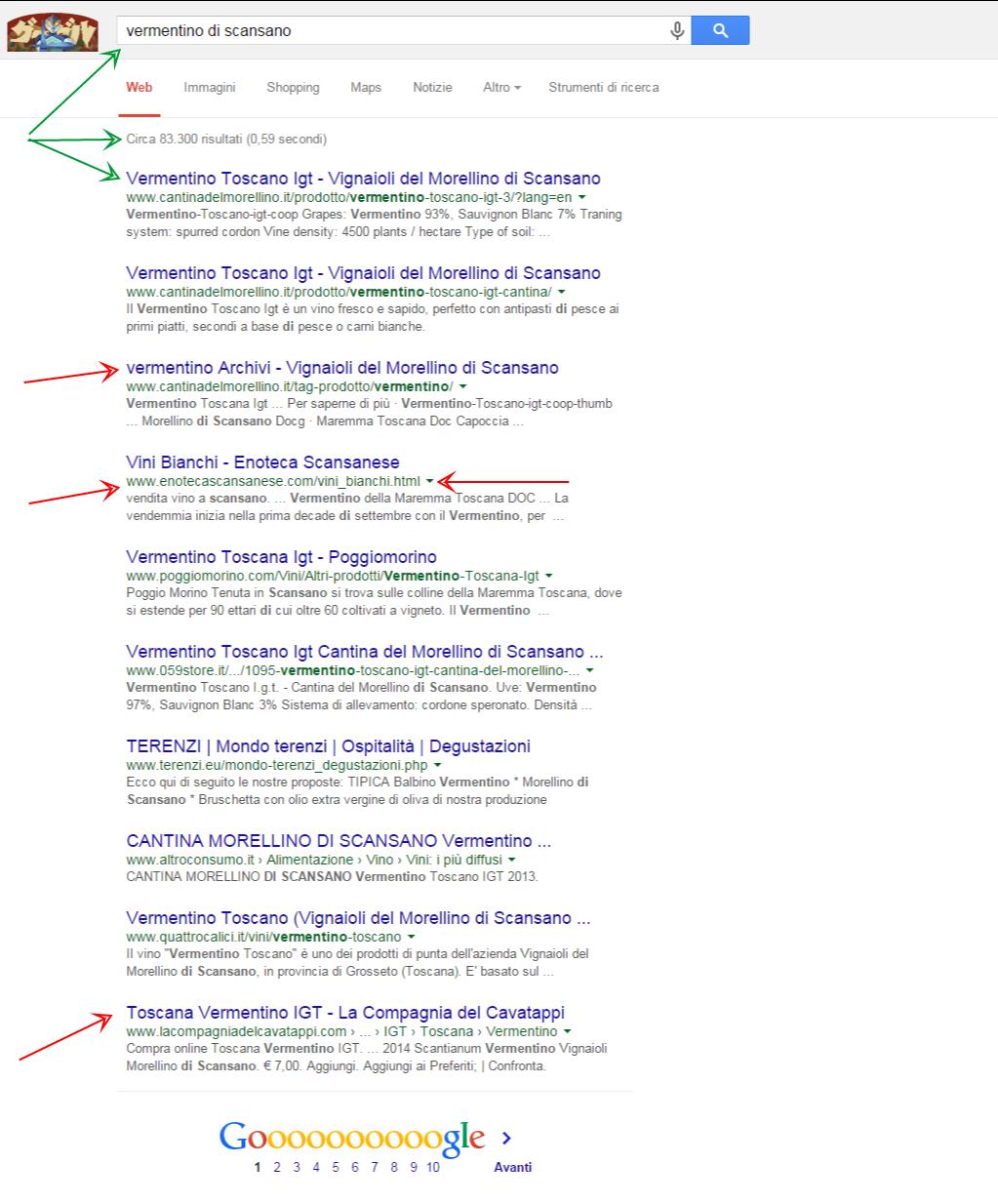 vermentino di scansano - Cerca con Google