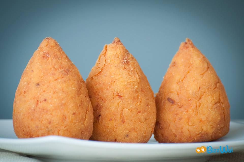 Arancine siciliane - Startup Food Bizzwai
