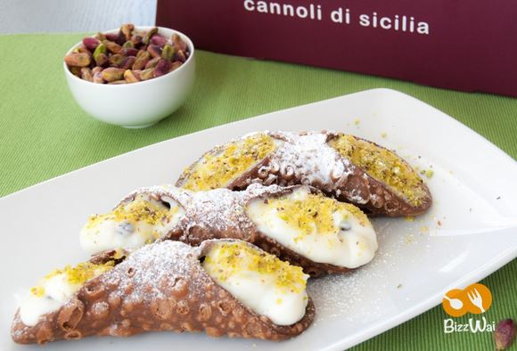 Cannoli siciliani - Startup Food Bizzwai