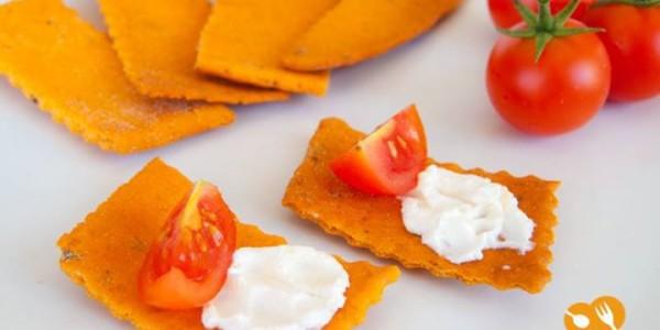crackers al pomodoro Grillo