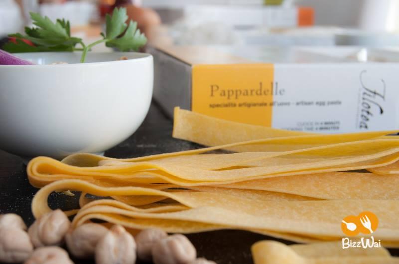 Pappardelle Filotea - Bizzwai Startup