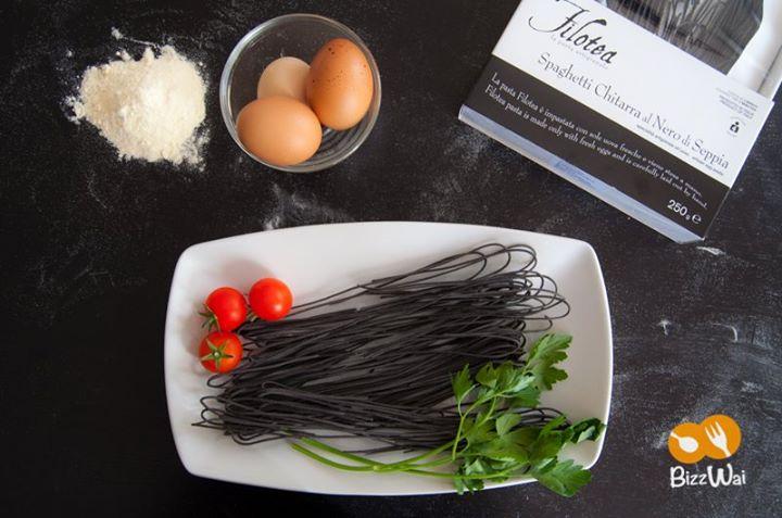 spaghetti chitarra Filotea - Bizzwai Startup Food