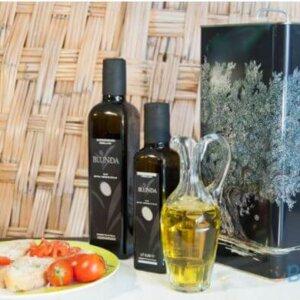 Olio oliva extravergine Blunda