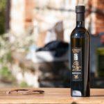 olio tnisino contro - olio extravergine d'oliva italiano, esempio olio Accomando