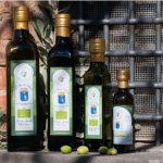 olio tnisino contro - olio extravergine d'oliva italiano, esempio olio colonna