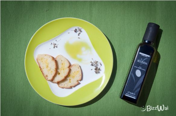 olio extravergine oliva blunda