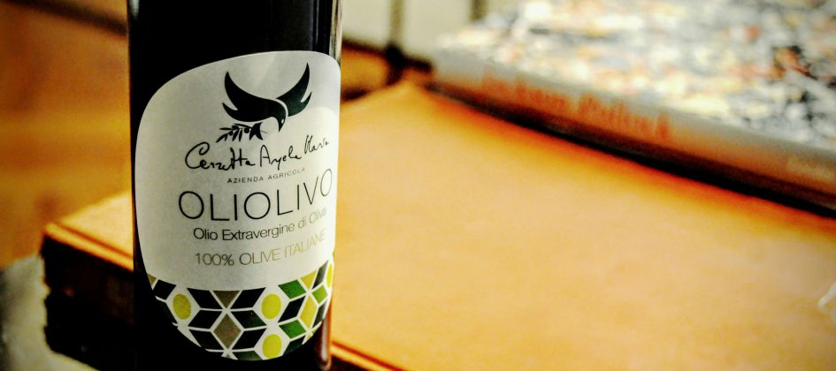 Olio Extravergine d'oliva prodotto in Basilicata: Azienda Agricola Angela Maria Carretta