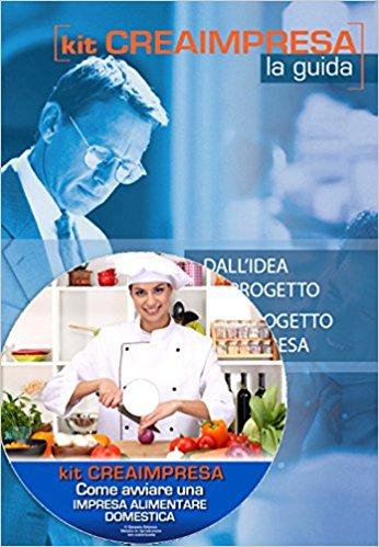 avviare un'impresa alimentare domestica - libro IAD_