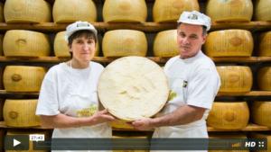 Video Promozione Parmigiano Reggiano - Reportage Video per promuove