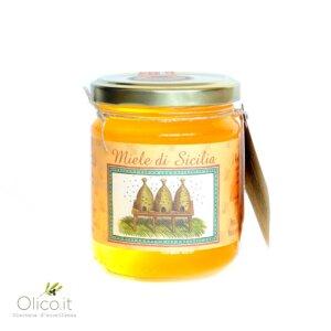 Miele ai fiori di mandarino cianciuli ape nera sicula