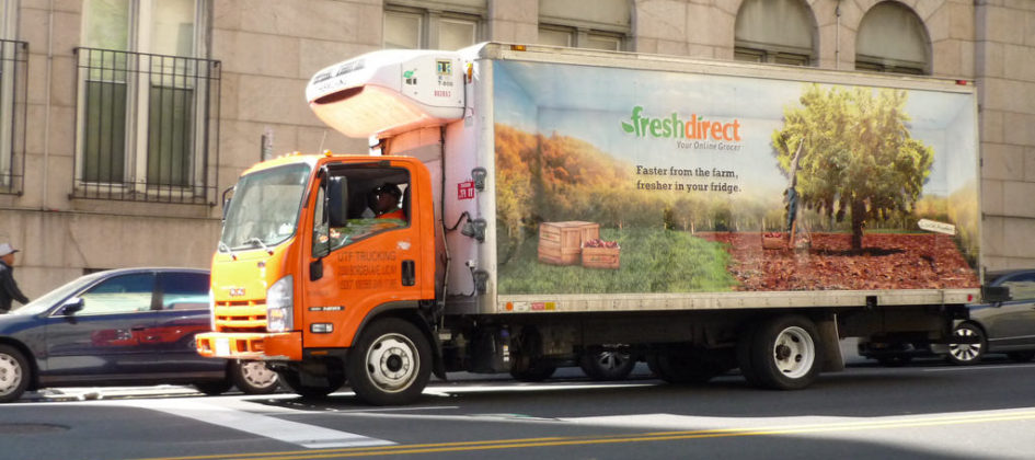 La rivoluzione dei supermercati online: Consumi, Food Delivery Etc