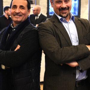 Adriano Vinci – Fabio Esposito Girogusto – Evento Importatori grossisti di prodotti alimentari italiani in Germania (1)