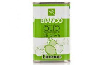 olio aromatizzato al limone olio evo