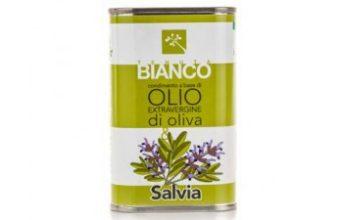 olio aromatizzato alla salvia