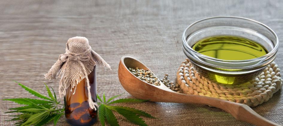 Farina Canapa e Olio di semi di Canapa [Trend E-commerce Alimentare]