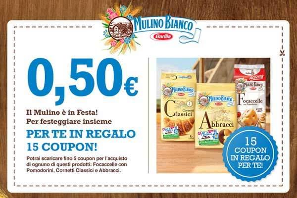 buoni sconto coupon italia