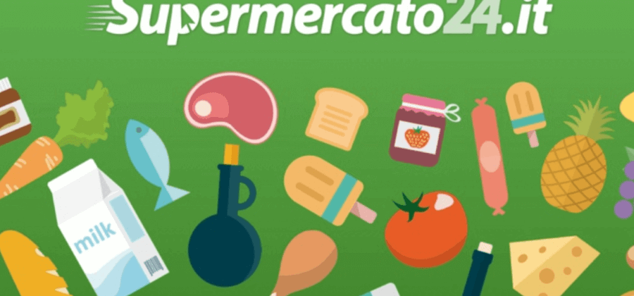 Codice Sconto Supermercato24 RFBABC4989 valore 10€