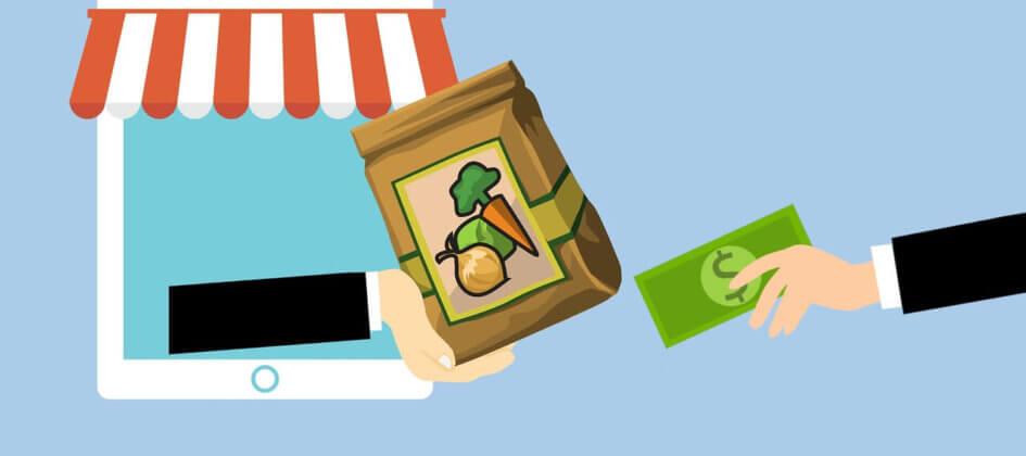 Richiesta Preventivo per E-commerce Alimentare